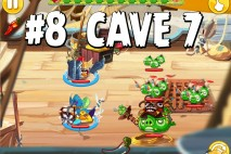 Angry Birds Epic Forgotten Bastion Level 8 Walkthrough | Chronicle Cave 7
