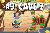 Angry Birds Epic Forgotten Bastion Level 9 Walkthrough | Chronicle Cave 7