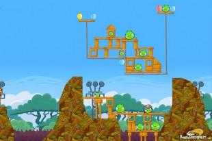 Angry Birds Friends Tournament Level 1 Week 117 Walkthroughs | August 11th 2014