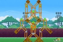 Angry Birds Friends Tournament Level 3 Week 117 Walkthroughs | August 11th 2014
