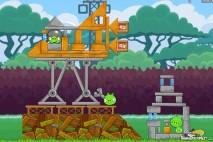 Angry Birds Friends Tournament Level 4 Week 117 Walkthroughs | August 11th 2014
