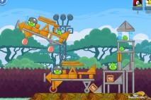 Angry Birds Friends Tournament Level 5 Week 117 Walkthroughs | August 11th 2014