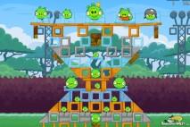 Angry Birds Friends Tournament Level 6 Week 117 Walkthroughs | August 11th 2014
