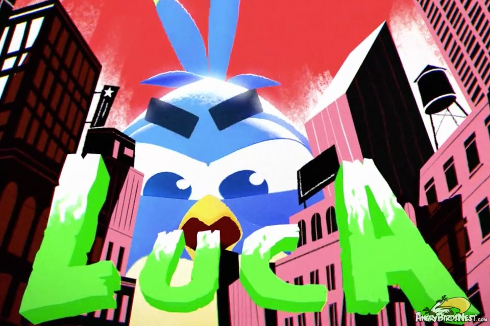 Angry Birds Stella Kleurplaten.Introducing Luca From Angry Birds Stella Angrybirdsnest