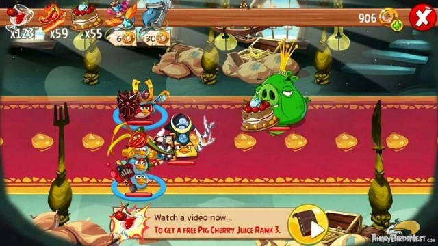 Angry Birds Epic King Pig