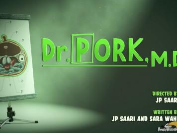 Piggy Tales Episode 20 Dr Pork