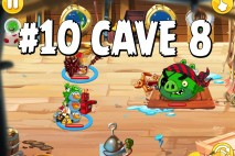 Angry Birds Epic Strange Site Level 10 Walkthrough | Chronicle Cave 8