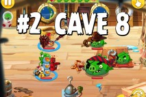 Angry Birds Epic Strange Site Level 2 Walkthrough | Chronicle Cave 8