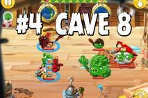 Angry Birds Epic Strange Site Level 4 Walkthrough | Chronicle Cave 8