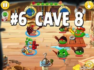 Angry Birds Epic Strange Site Level 6 Walkthrough | Chronicle Cave 8