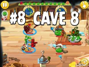 Angry Birds Epic Strange Site Level 8 Walkthrough | Chronicle Cave 8