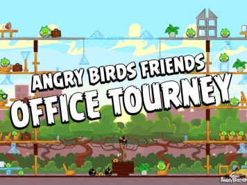 Angry Birds Friends Office Tournament Featured Image