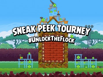 Angry Birds Friends Sneak Peek Tournament Featured Image