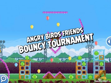 Angry Birds Friends Special Bouncy Tournament Featured Image