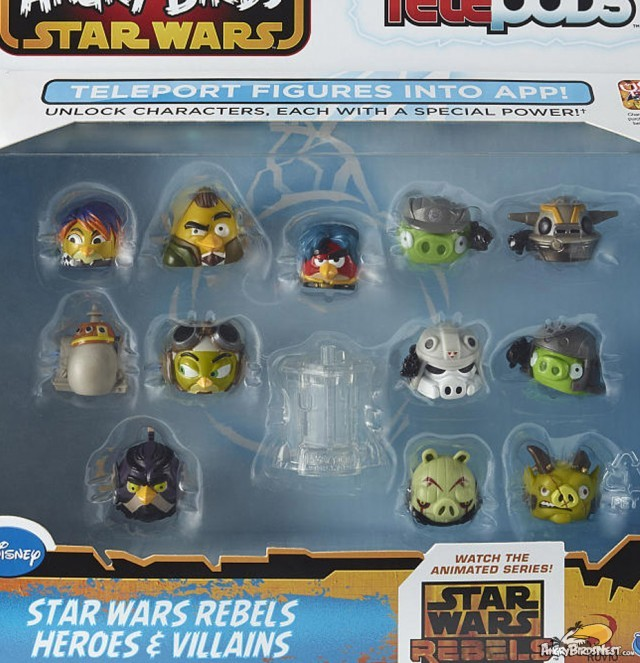"""Angry Birds Star Wars 2 """"Rebels"""" Episode Coming Next Week ...  Angry Birds Sta..."""