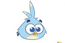 Angry Birds Stella Character Luca