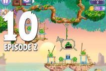 Angry Birds Stella Level 10 Episode 2 Walkthrough