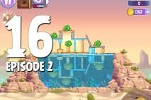 Angry Birds Stella Level 16 Episode 2 Walkthrough