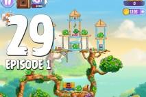 Angry Birds Stella Level 29 Episode 1 Walkthrough