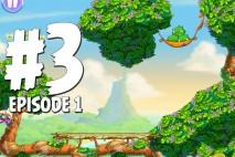 Angry Birds Stella Level 3 Episode 1 Walkthrough