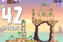 Angry Birds Stella Level 42 Episode 2 Walkthrough