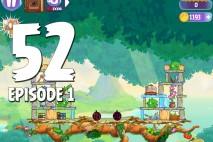 Angry Birds Stella Level 52 Episode 1 Walkthrough