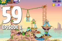 Angry Birds Stella Level 59 Episode 2 Walkthrough