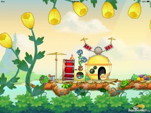 Angry Birds Stella is Out Now! Fling Your Way Across the Golden