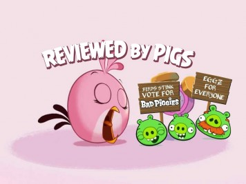 Angry Birds Stella Reviewed by Pigs Featured Image