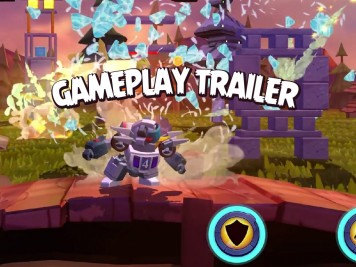 Angry Birds Transformers Gameplay Trailer Featured Image