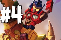 Let's Play Angry Birds Transformers | Part 4 | Bludgeon is Free