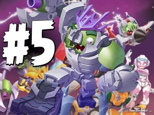 Let's Play Angry Birds Transformers | Part 5 | Unlocked Ultra Magnus