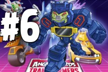 Let's Play Angry Birds Transformers | Part 6 | Lockdown is Free!