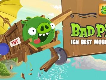 Bad Piggies No 1 App