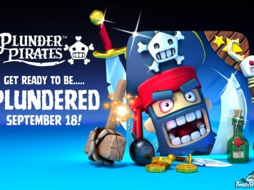 Plunder Pirates Coming September 18th 2014