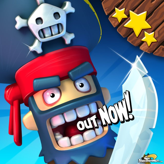 Plunder Pirates by Rovio Stars is Now Available Worldwide Featured Image