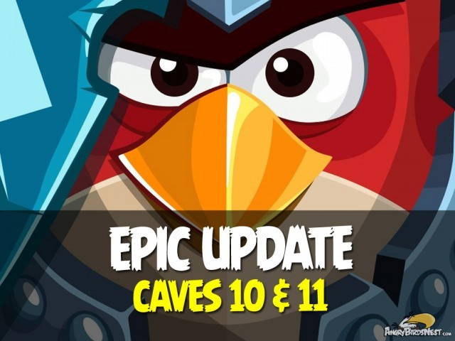Angry Birds Epic Updated with Caves 10 and 11 Featured Image