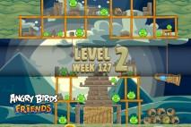 Angry Birds Friends Halloween Tournament Level 2 Week 127 Walkthrough   October 20th 2014