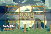 Angry Birds Friends Halloween Tournament Level 4 Week 127 Walkthrough   October 20th 2014