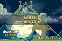 Angry Birds Friends Halloween Tournament Level 5 Week 127 Walkthrough   October 20th 2014