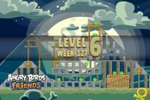 Angry Birds Friends Halloween Tournament Level 6 Week 127 Walkthrough   October 20th 2014