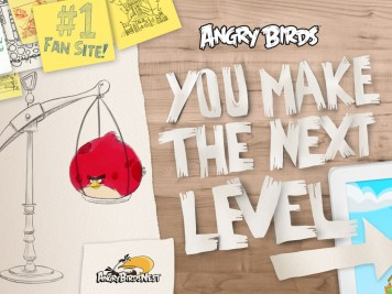 Angry Birds Nest You Make the Next Level by Rovio
