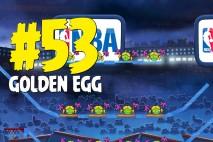 Angry Birds Seasons Ham Dunk Golden Egg #53 Walkthrough