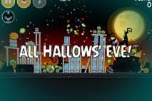 Angry Birds Seasons The Pig Days Level 2-2 Walkthrough | All Hallows Eve