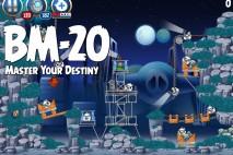 Angry Birds Star Wars 2 Master Your Destiny Level BM-20 Walkthrough