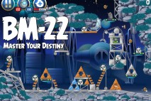 Angry Birds Star Wars 2 Master Your Destiny Level BM-22 Walkthrough