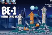 Angry Birds Star Wars 2 Rebels Level BE-1 Walkthrough