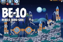 Angry Birds Star Wars 2 Rebels Level BE-10 Walkthrough