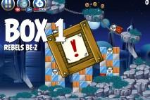 Angry Birds Star Wars 2 Rebels BE-2 Bonus Box Walkthrough