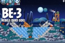Angry Birds Star Wars 2 Rebels Level BE-3 Walkthrough